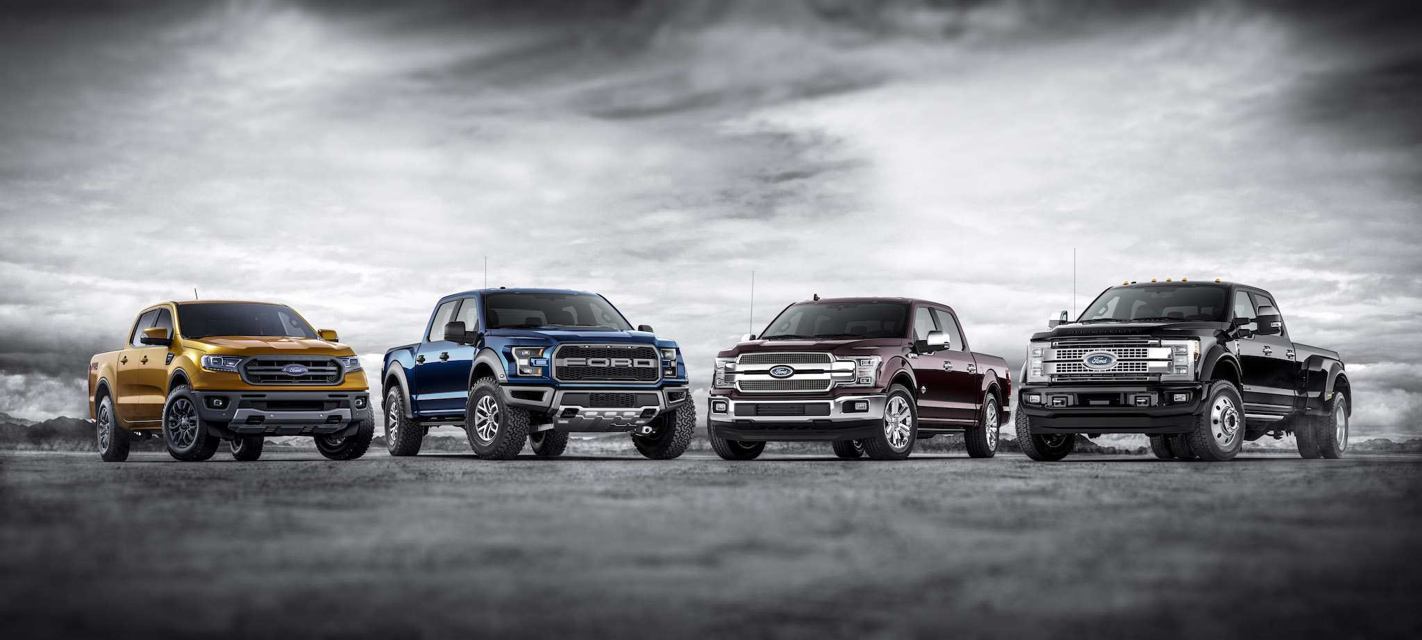 25 All New Ford Lineup 2020 Photos