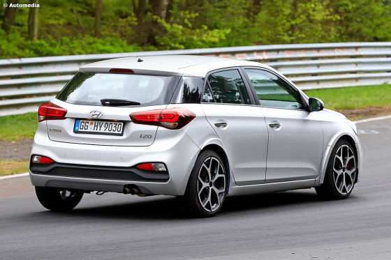 25 All New Hyundai I20 2020 Redesign