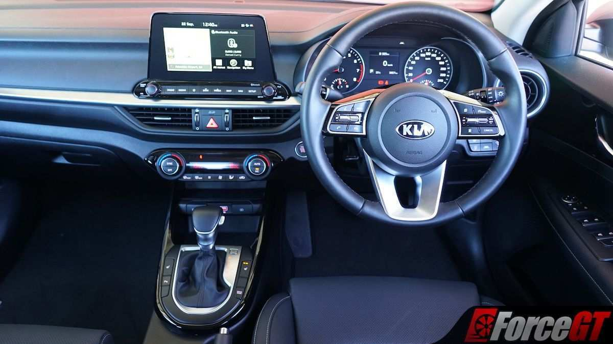 25 All New Kia Cerato 2019 Interior Release Date And Concept