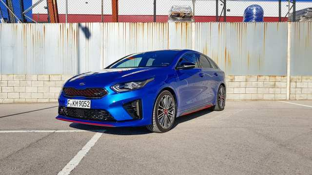 25 All New Kia Pro Ceed Gt 2019 Reviews