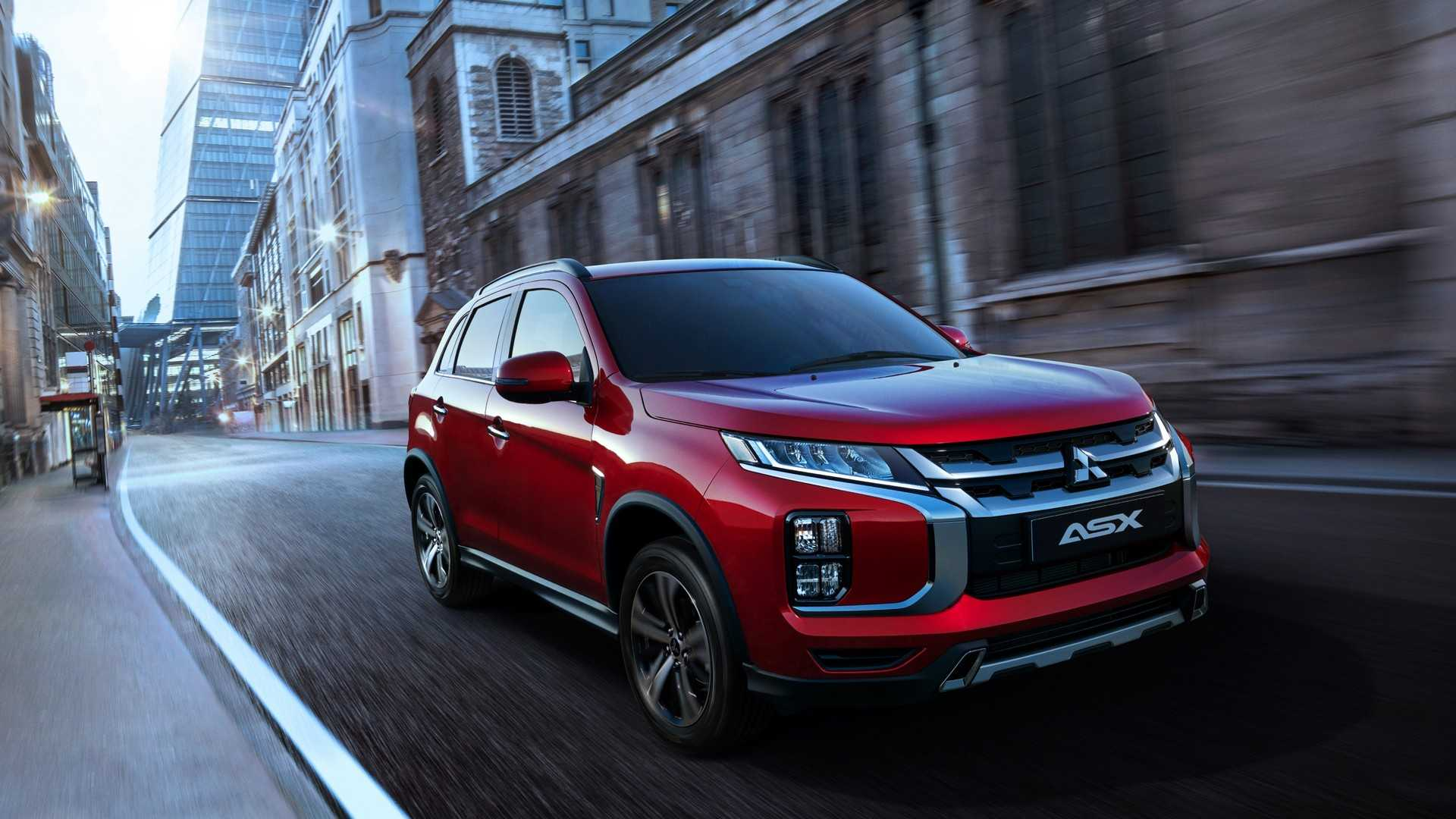 25 All New Mitsubishi Asx 2020 Brasil New Model And Performance