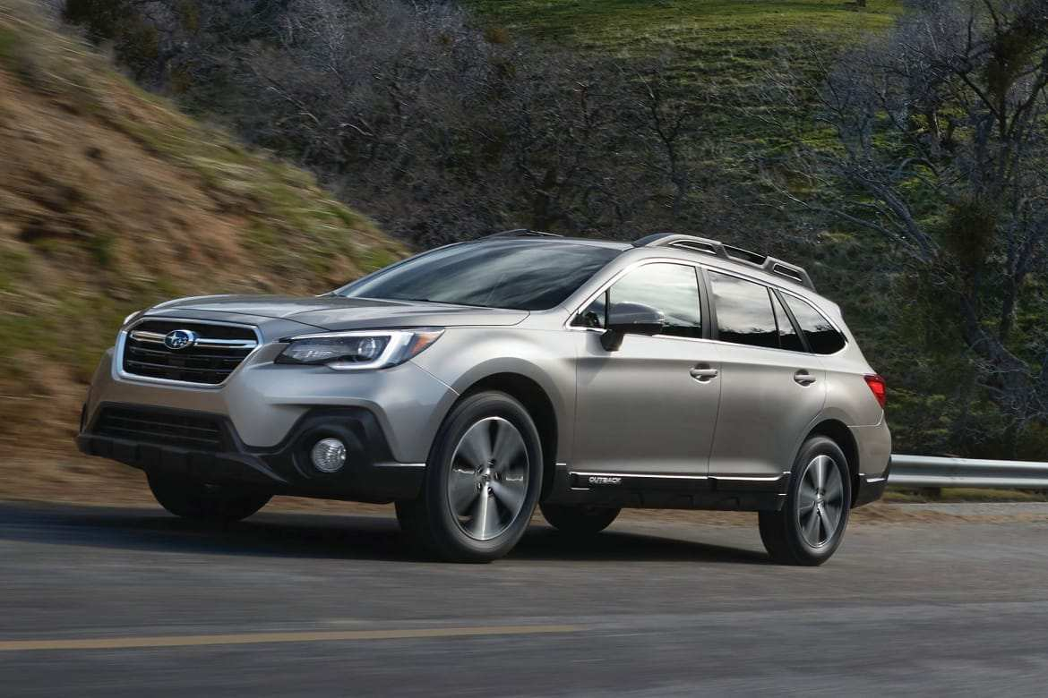25 All New Subaru Eyesight 2020 Redesign And Concept