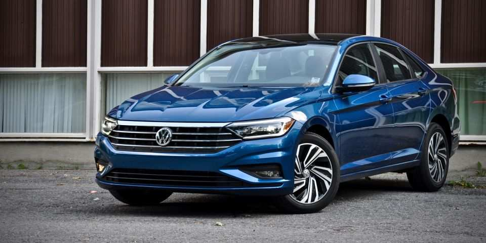 25 All New Volkswagen Jetta 2019 Horsepower Review