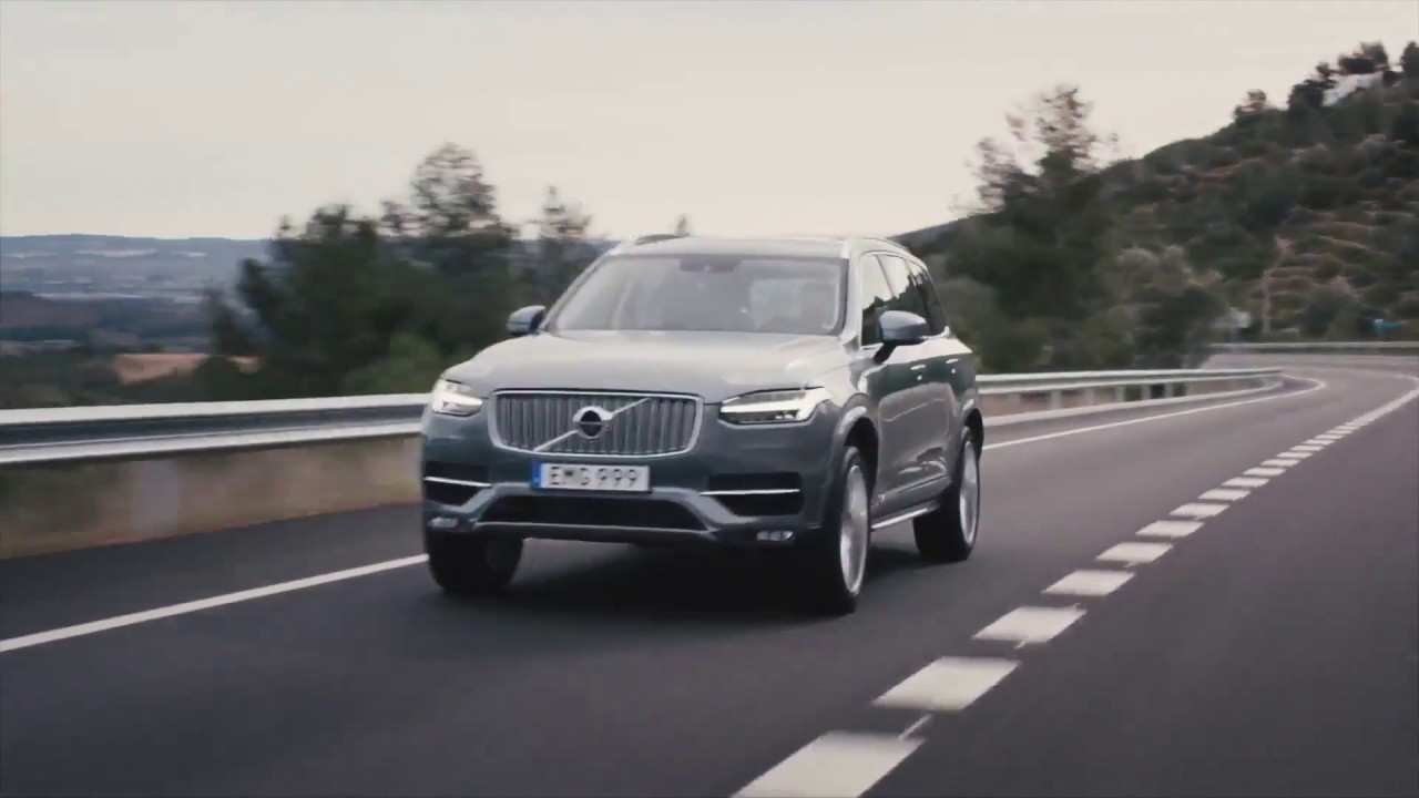 25 All New Volvo Xc90 2020 Youtube New Review