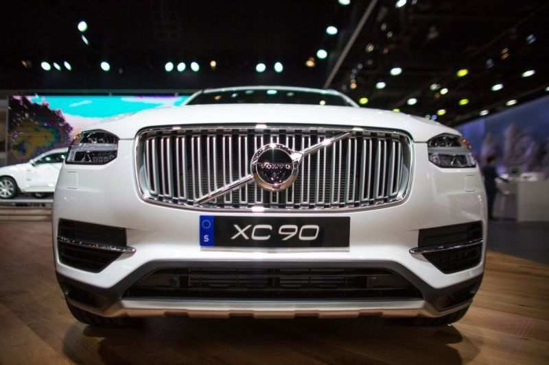 25 All New Volvo Xc90 Facelift 2019 Review