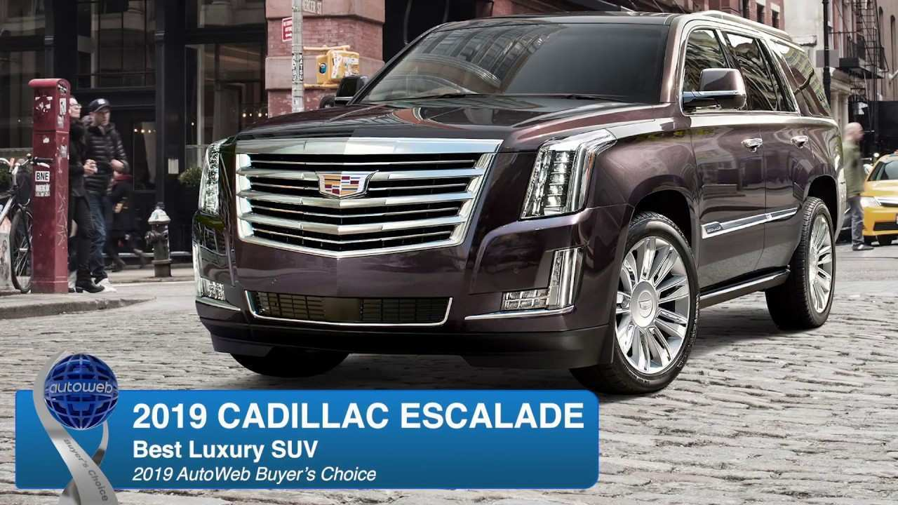 25 Best 2019 Cadillac Escalade Luxury Suv Price And Release Date