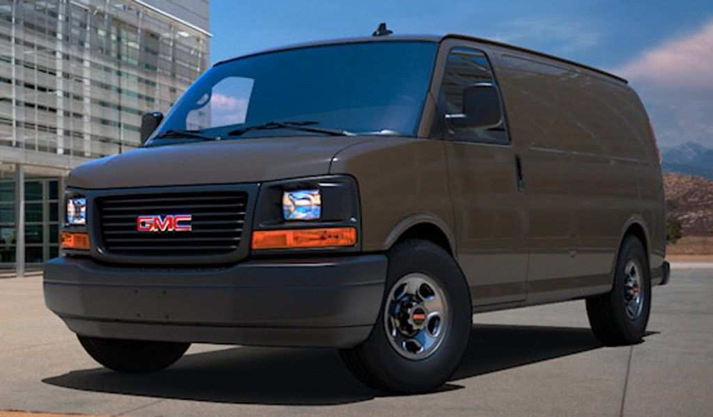 25 Best 2019 GMC Savana Pictures