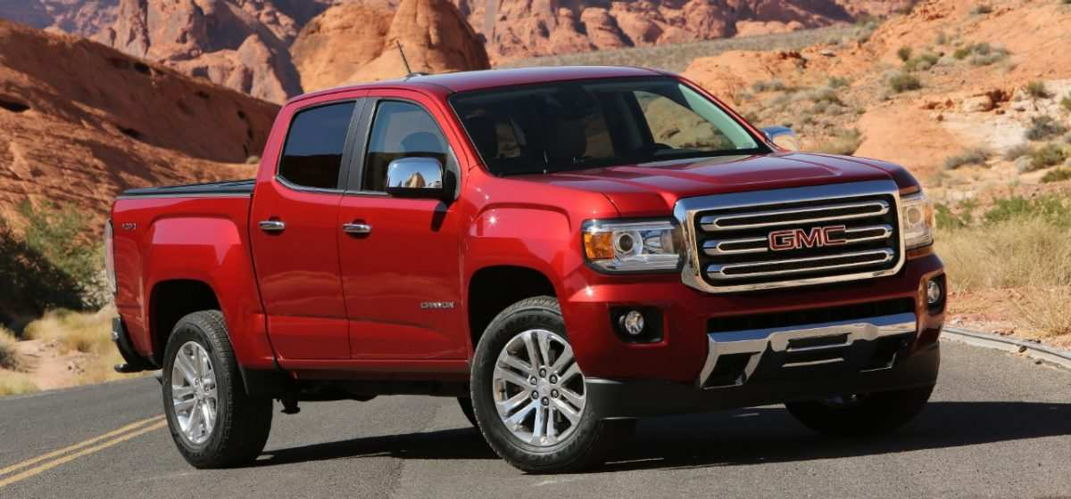 25 Best 2019 Gmc Canyon Diesel Redesign and Concept