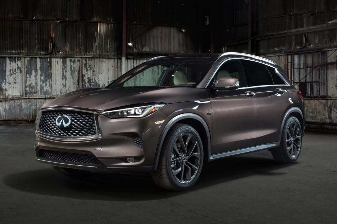 25 Best 2019 Infiniti Qx50 Black New Concept