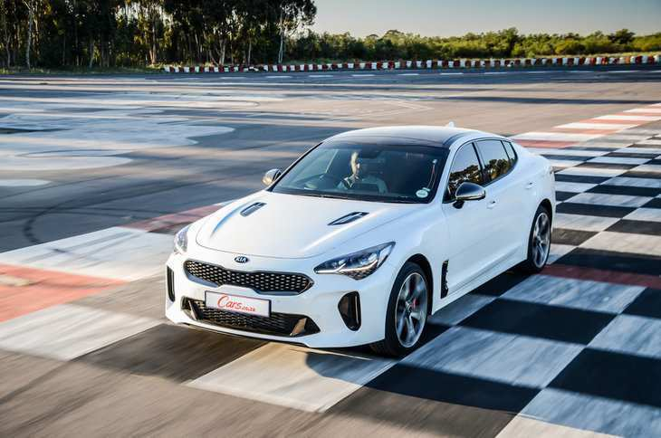25 Best 2019 Kia Stinger Gt Specs New Concept