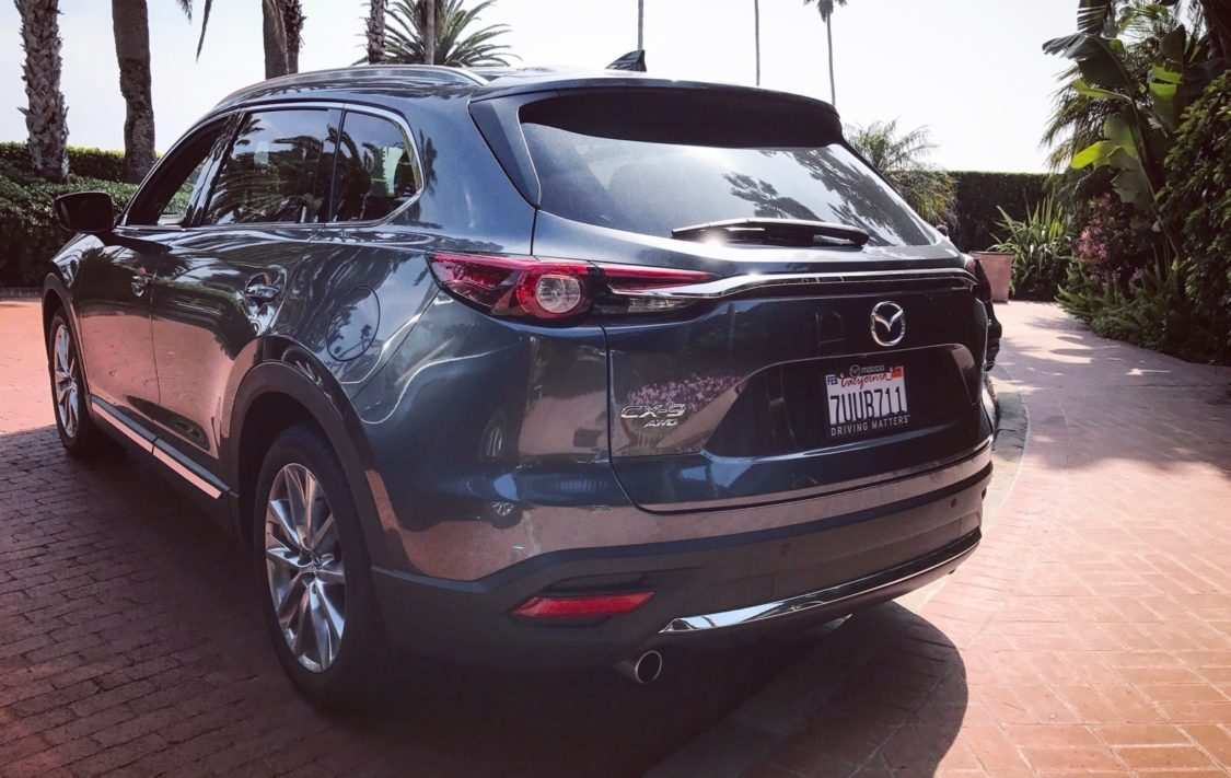 25 Best 2019 Mazda Cx 9 Rumors Spy Shoot