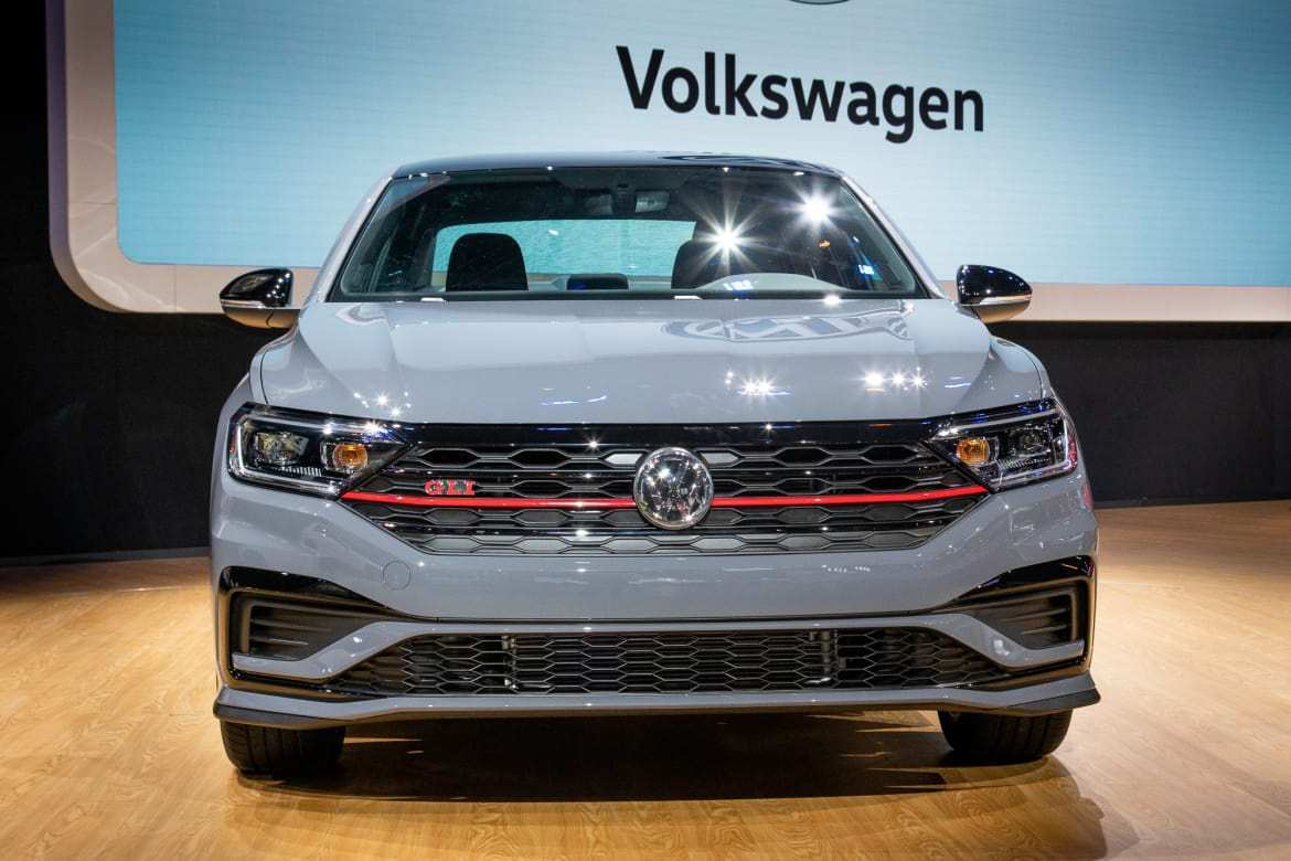25 Best 2019 Vw Jetta Gli Review And Release Date