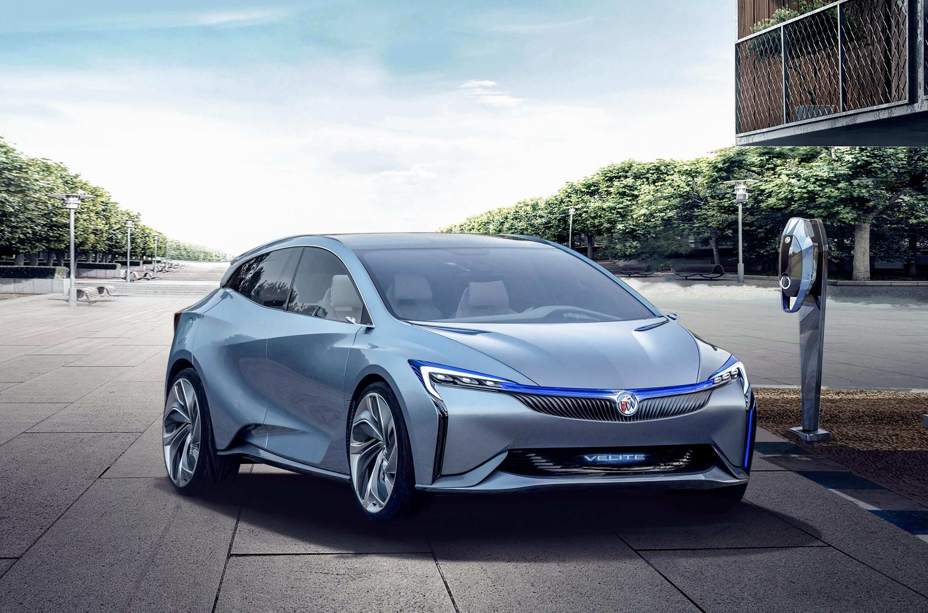 25 Best 2020 Buick Velite 6 First Drive