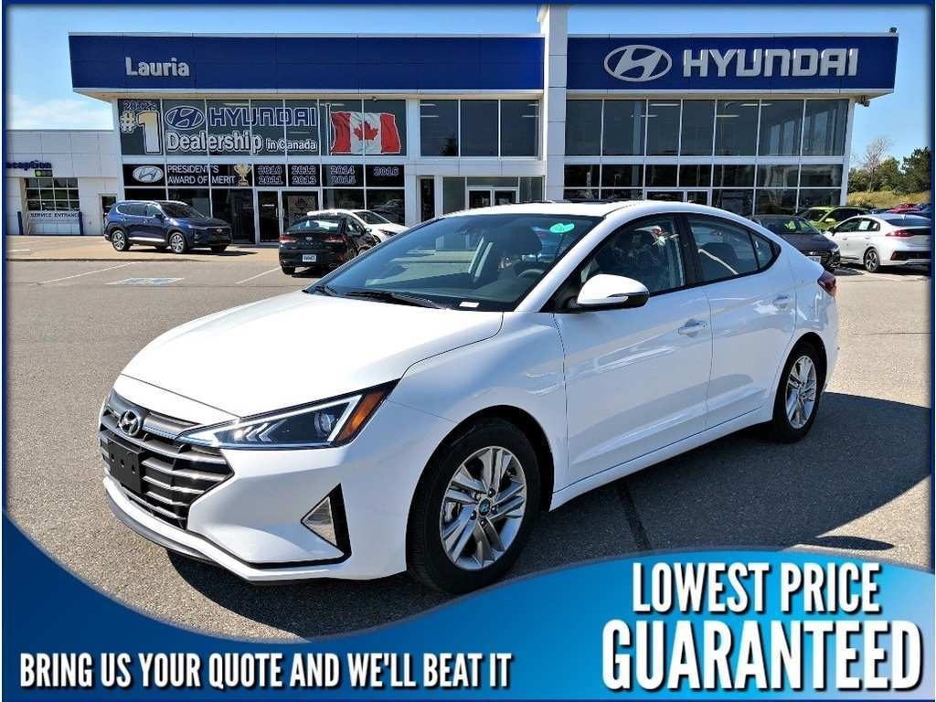 25 Best 2020 Hyundai Elantra Sedan Spy Shoot