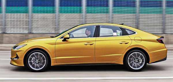 25 Best 2020 Hyundai Sonata Yellow Photos