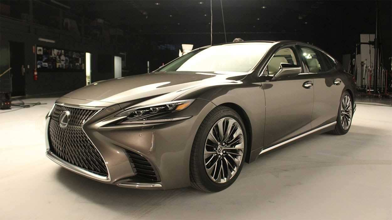 25 Best 2020 Lexus LS New Model And Performance