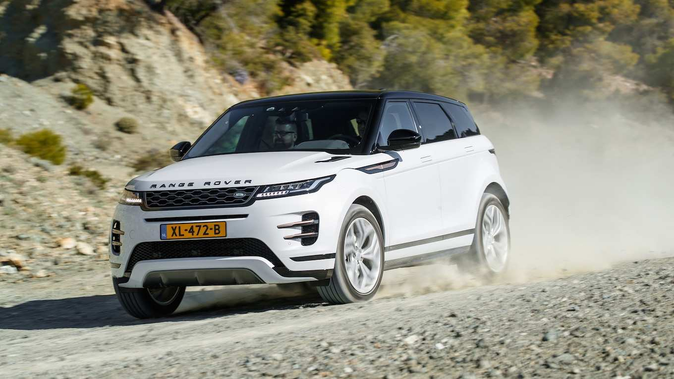 25 Best 2020 Range Rover Evoque Xl First Drive