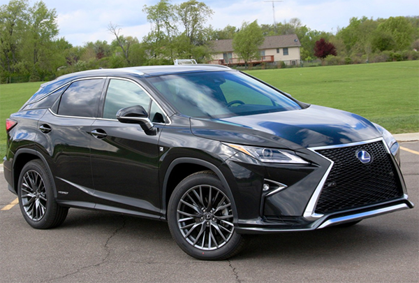 25 Best Lexus Rx 350 For 2020 Reviews