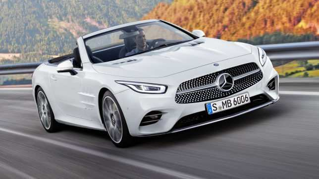 25 Best Mercedes Sl 2019 Ratings