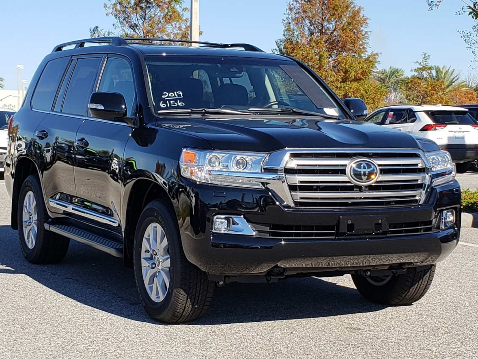 25 Best Toyota Land Cruiser V8 2019 Model