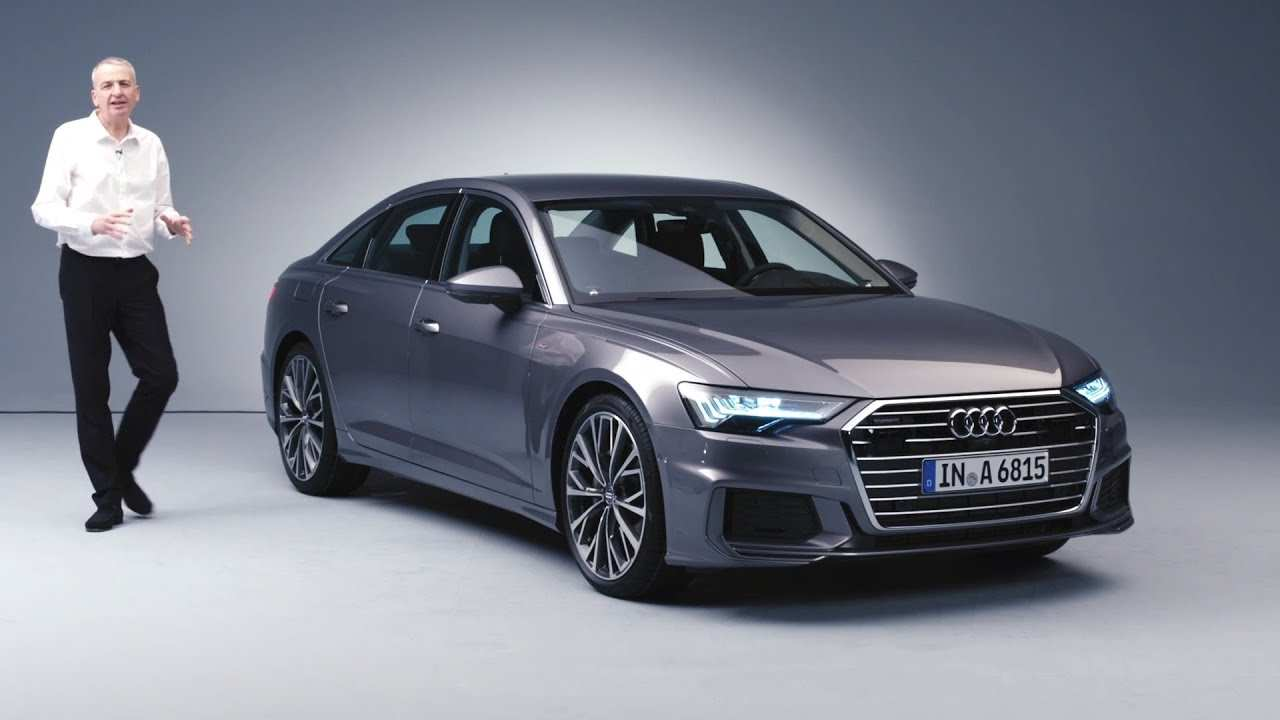 25 New 2019 Audi A6 Release