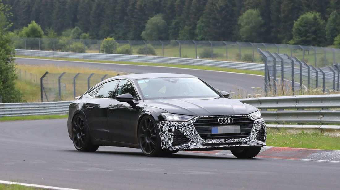 25 New 2019 Audi Rs7 Redesign