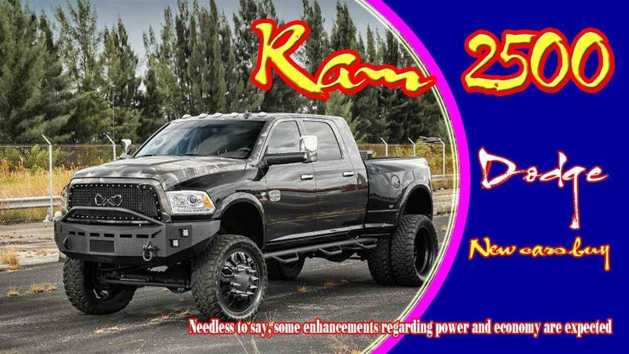 25 New 2019 Dodge Ram 2500 Cummins New Review