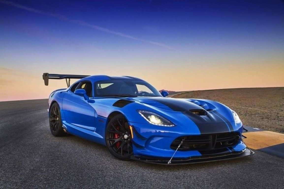 25 New 2019 Dodge Viper Engine