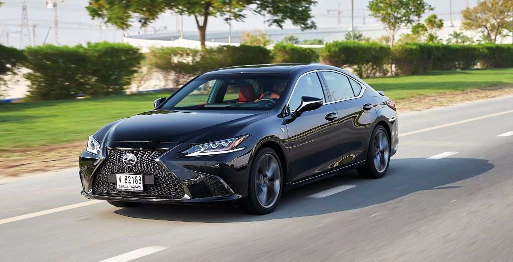 25 New 2019 Lexus Es 350 F Sport Engine