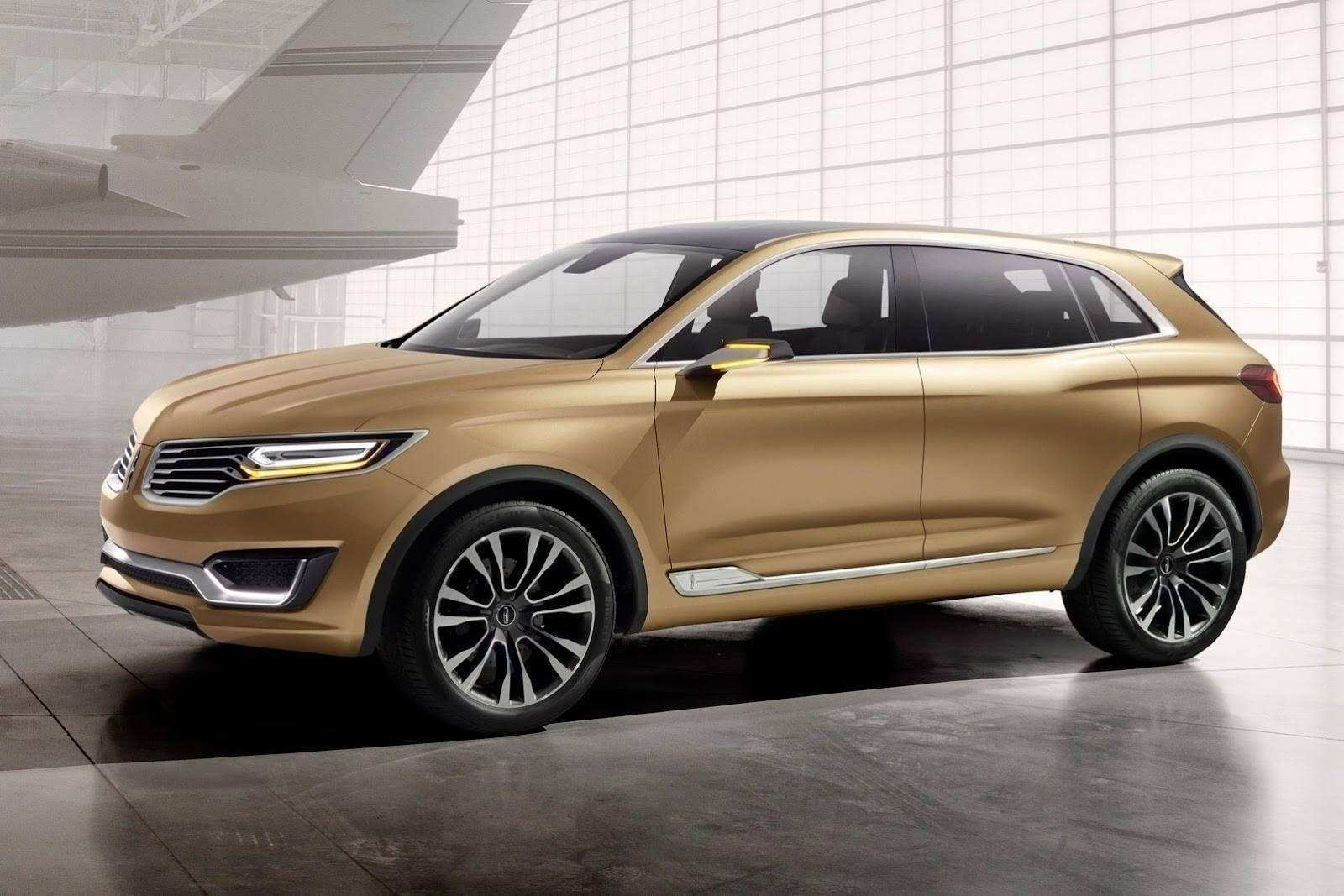 25 New 2019 Lincoln Mkx At Beijing Motor Show Price And Review