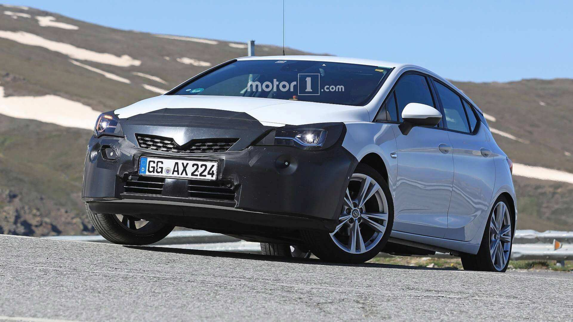 25 New 2019 New Opel Astra Configurations
