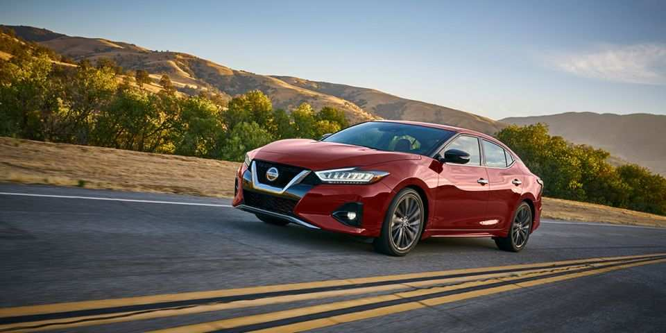 25 New 2019 Nissan Maxima Redesign