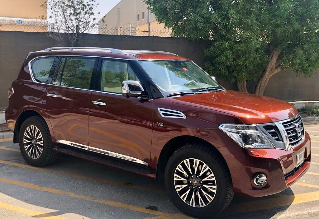 25 New 2019 Nissan Patrol Images