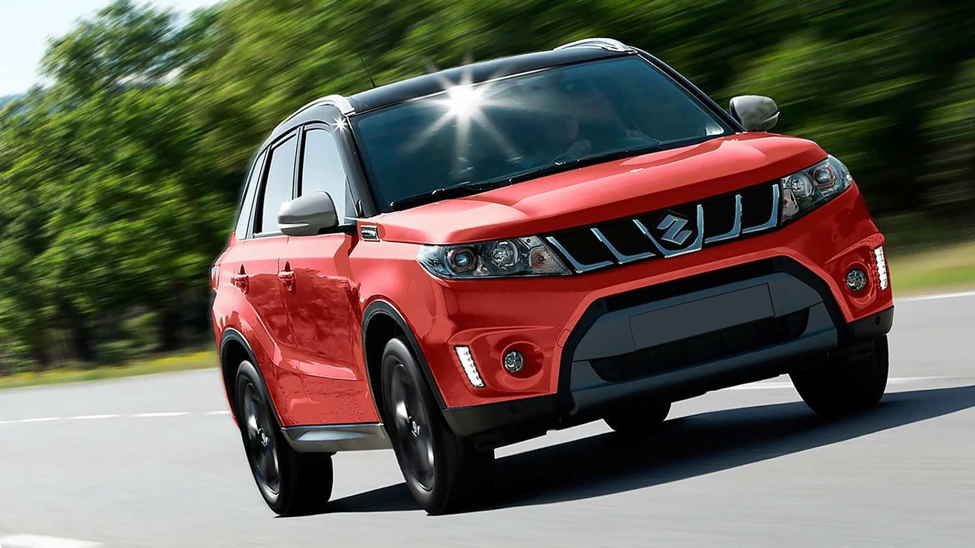 25 New 2019 Suzuki Grand Vitara Exterior And Interior