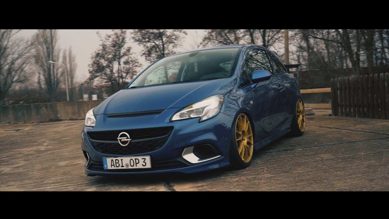 25 New 2019 VauxhCorsa VXR Redesign And Concept
