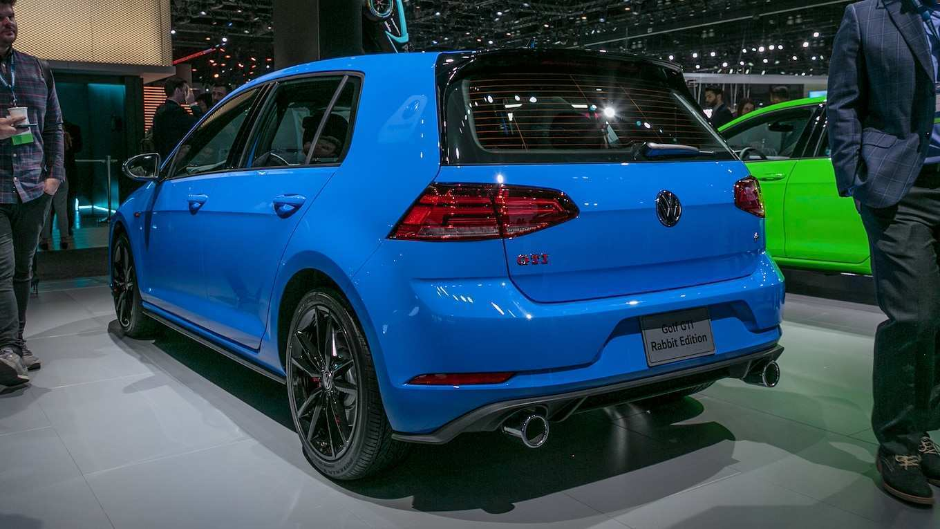 25 New 2019 Volkswagen Gti Rabbit Edition History