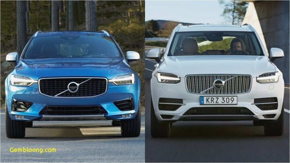 25 New 2019 Volvo V90 Specification Specs And Review