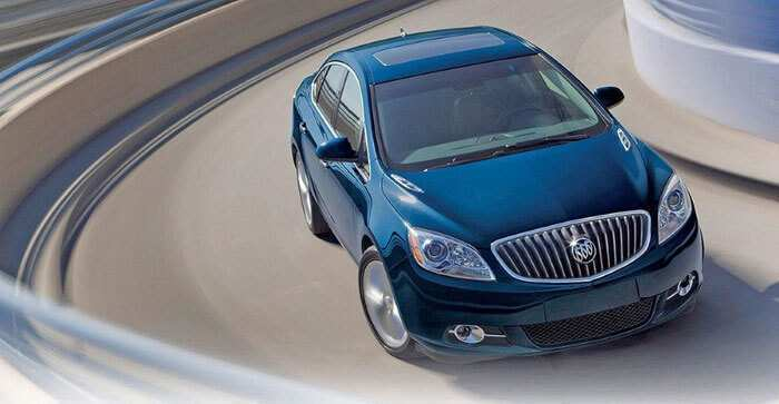 25 New 2020 Buick Verano Performance