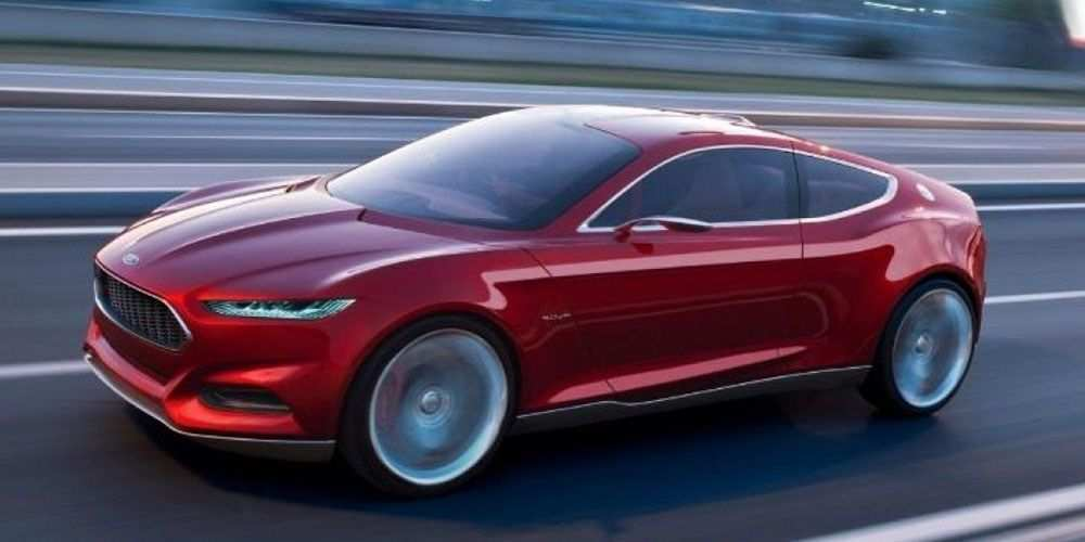 25 New 2020 Ford Fusion Release Date