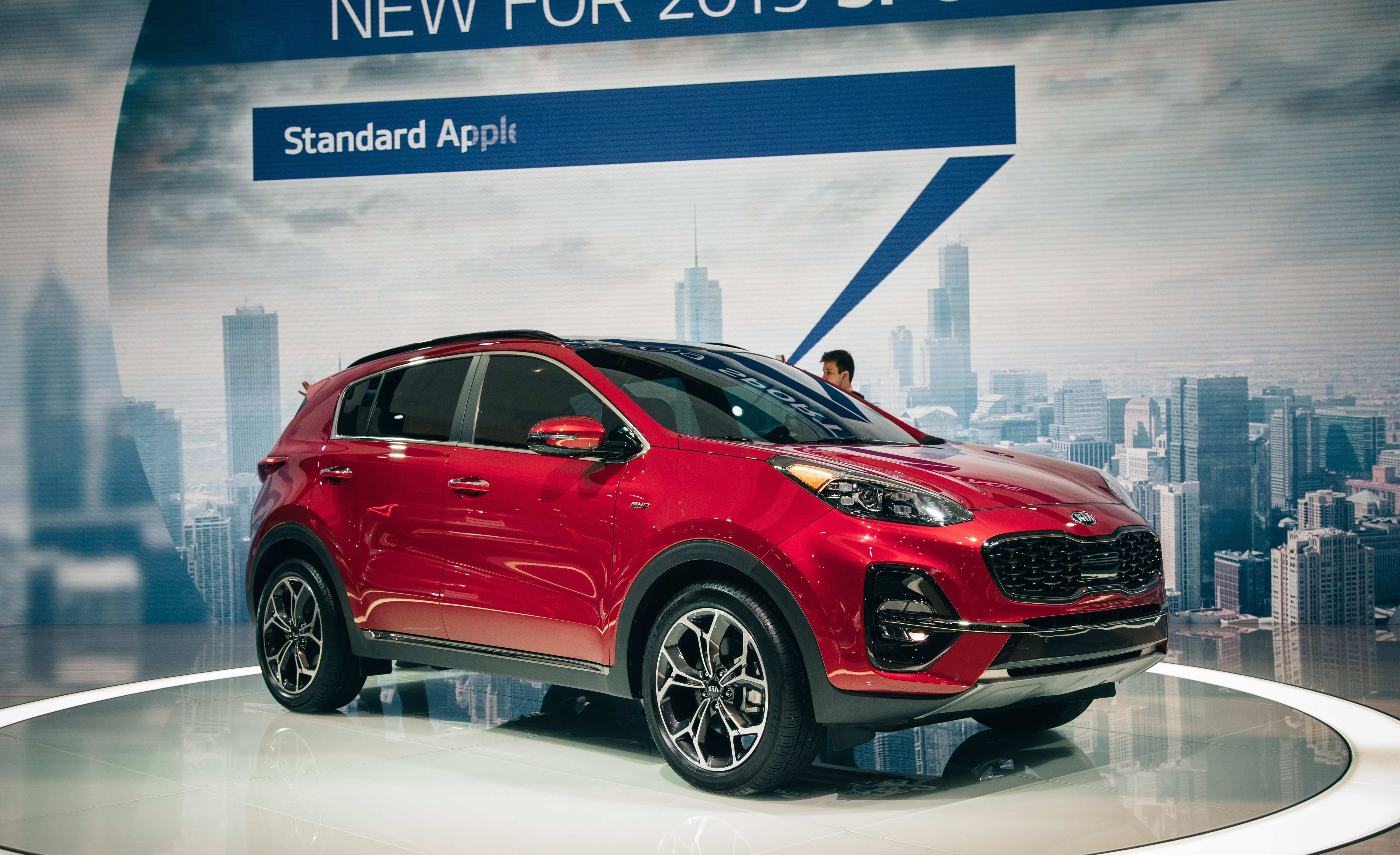 25 New 2020 Kia Sportage Review Reviews