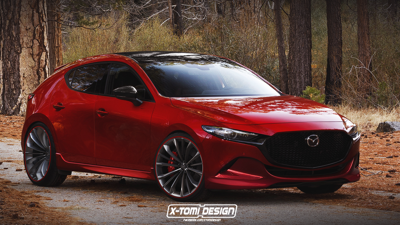25 New 2020 Mazda 3 Update Picture