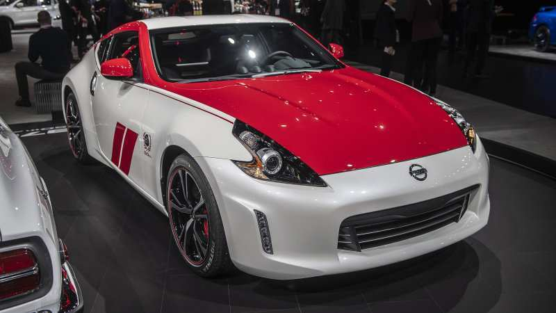 25 New 2020 Nissan Z Car Overview