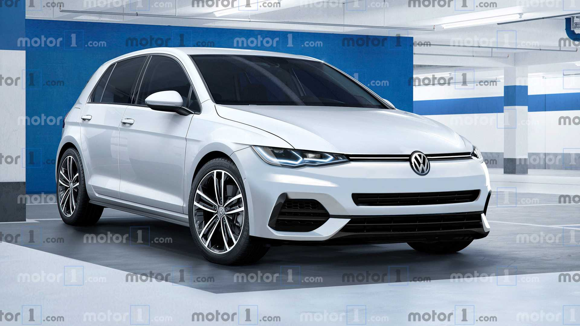 25 New 2020 VW Golf R USA Rumors