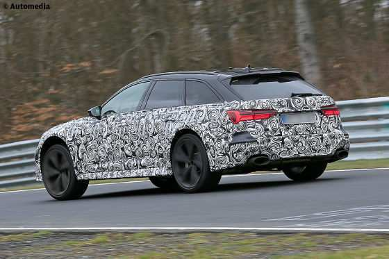 25 New Audi Rs6 Avant 2020 Pricing