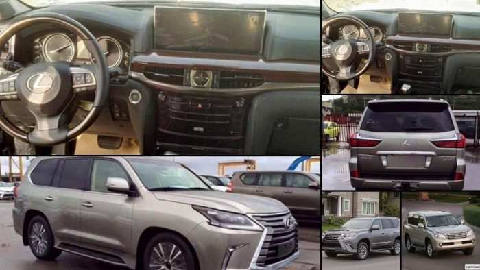 25 New Lexus Gx 2019 Spy Performance And New Engine
