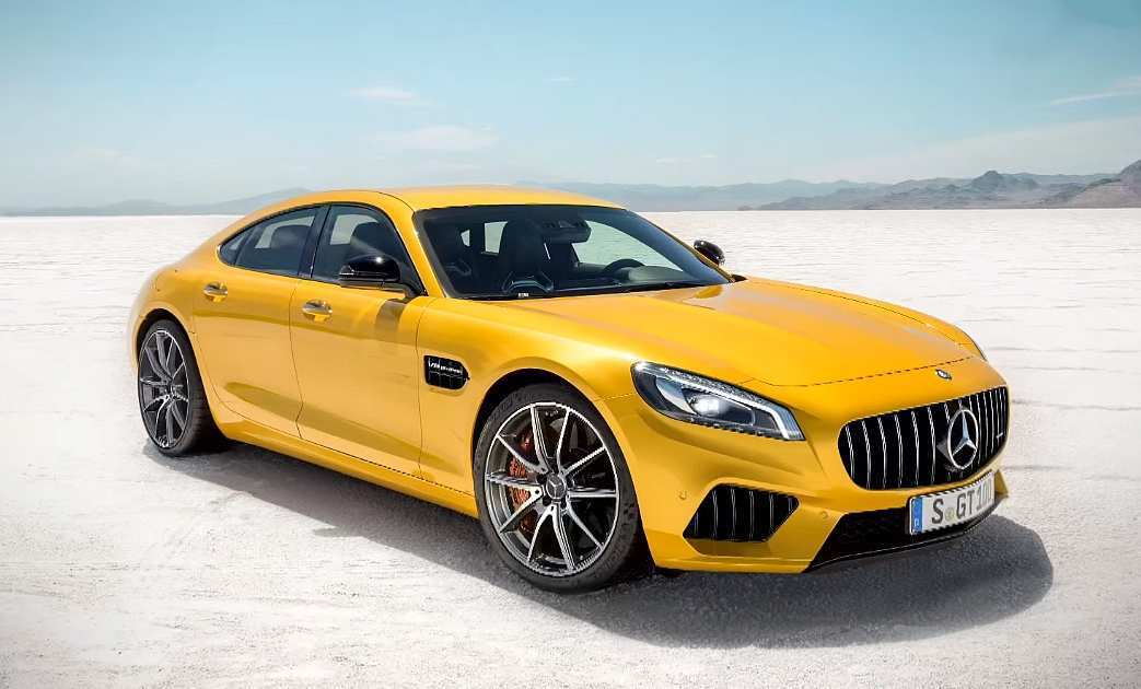 25 New Mercedes 2019 Amg Gt4 New Review