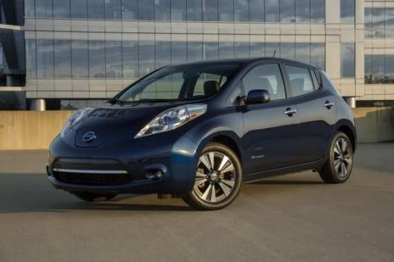 25 New Nissan Leaf 2020 Interior Price and Review