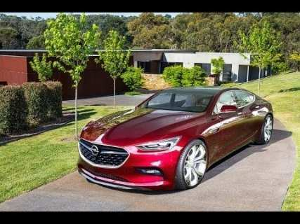 25 New Opel Monza 2020 New Review