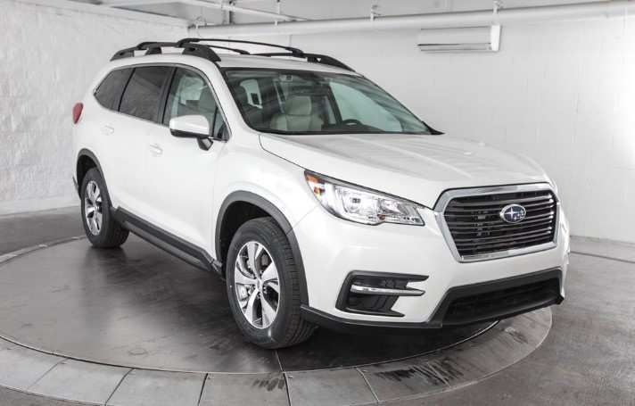 25 New Subaru Ascent 2020 Release Date Style