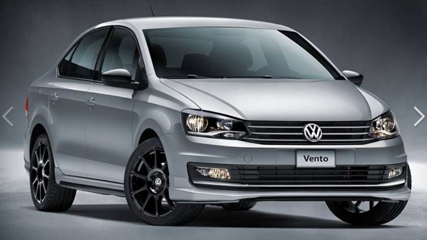 25 New Vento Volkswagen 2019 Rumors
